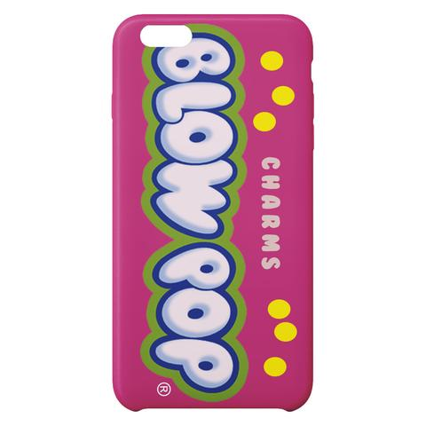Charms Blow Pop I Raspberry iPhone Case