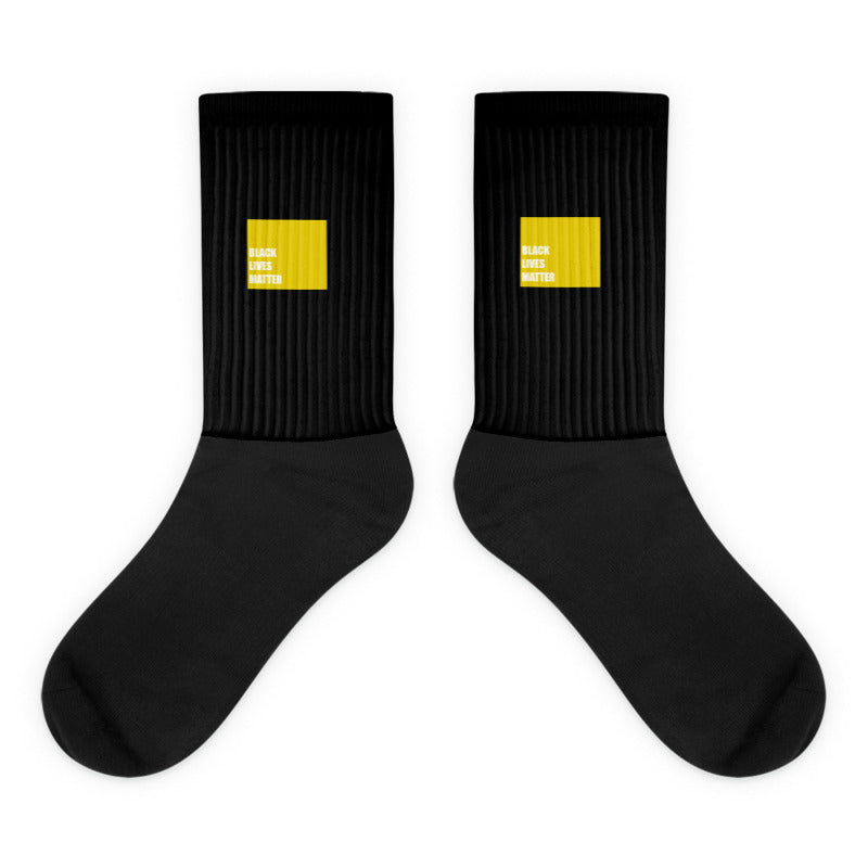 Black Lives Matter Socks