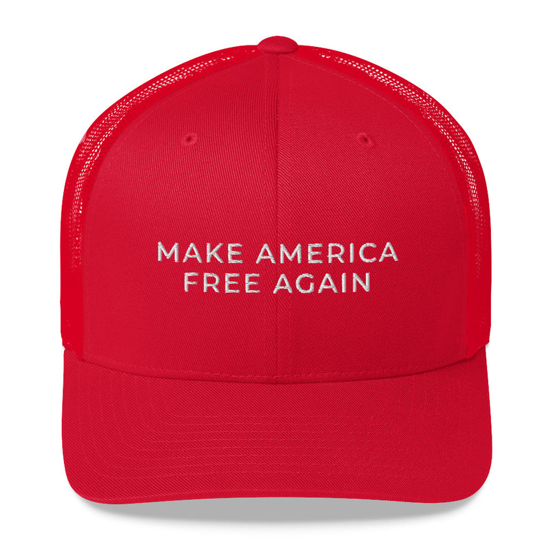 Make America Free Again - Cap