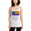 Rainbow Tank Top for Women