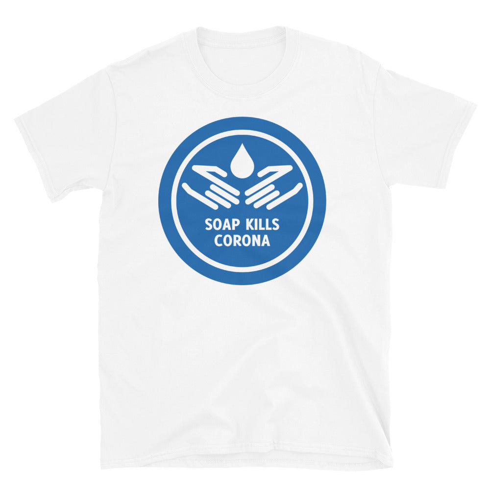 Shop and Buy Wash your hands t-shirt