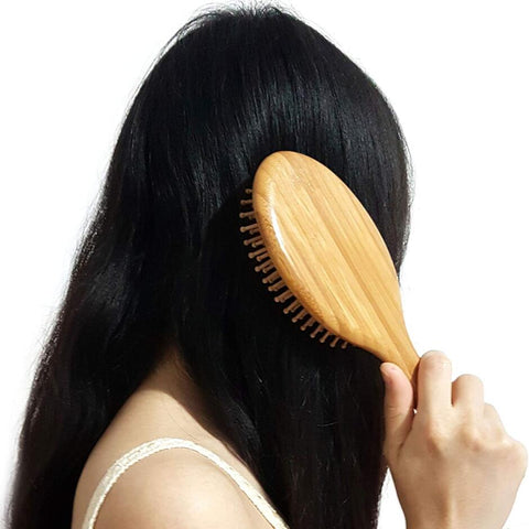ecosifu bamboo hair brush