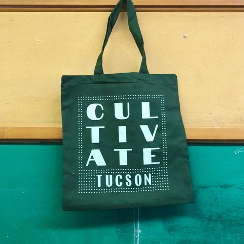 CULTIVATE Market Tote | Green