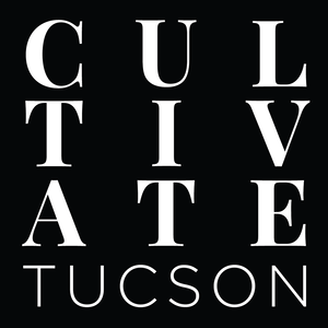 CULTIVATE Sticker | Black