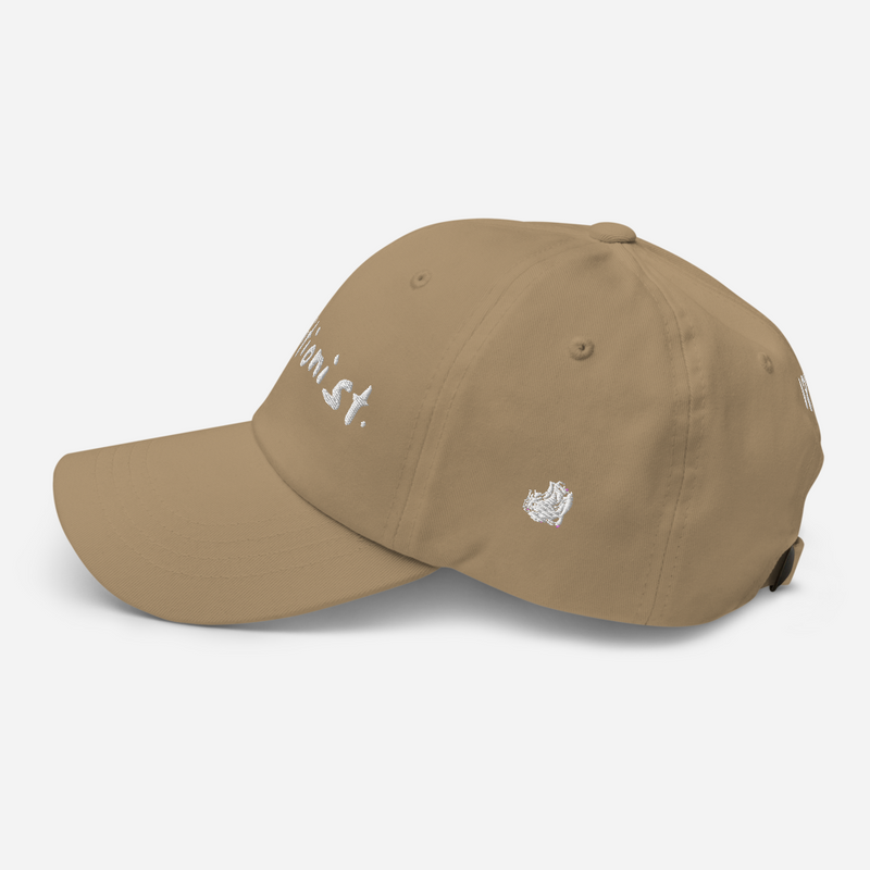 """abolitionist"" Dad hat"