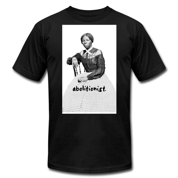 """Harriet"" Unisex T-Shirt - black"