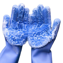 Load image into Gallery viewer, Silicon Dish Washing Gloves™