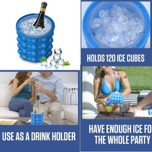 Load image into Gallery viewer, Ice Bucket Instant Crystal Maker