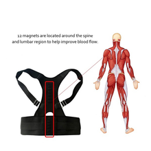 Load image into Gallery viewer, Indian Posture Brace