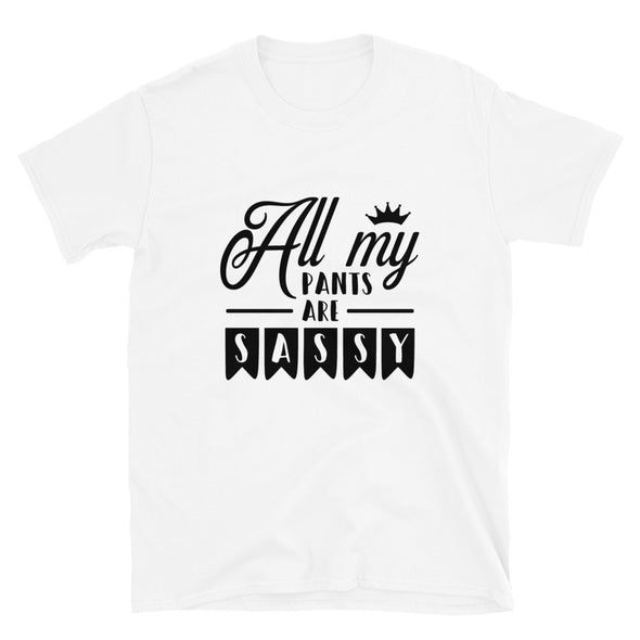 All My Pants are Sassy Unisex T-Shirt