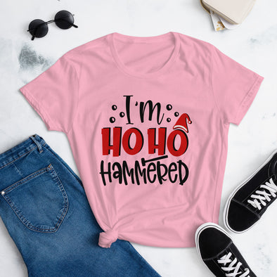 I'M Ho Ho Hammered T-Shirt for Women