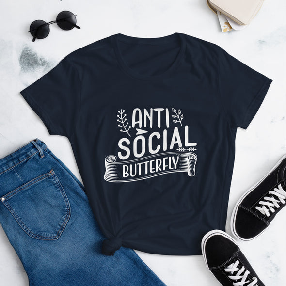 Anti Social Butterfly T-shirt