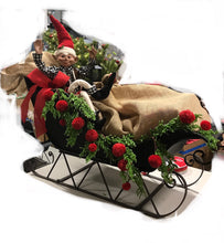 Load image into Gallery viewer, Christmas Sleighs