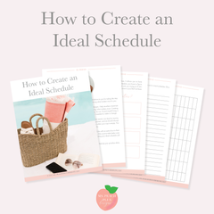 How-To-Create-An-Ideal-Schedule