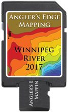 Load image into Gallery viewer, Winnipeg River 2017 (Upgrade)