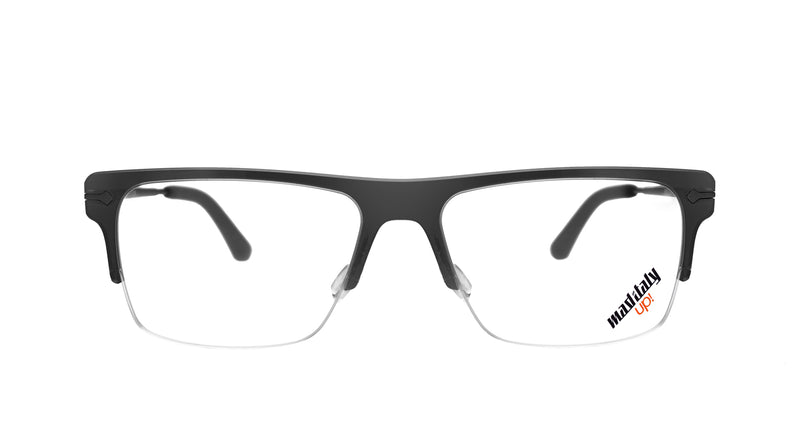 Men eyeglasses Don Carlo X04 Mad in Italy front