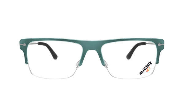 Men eyeglasses Don Carlo Z03 Mad in Italy front