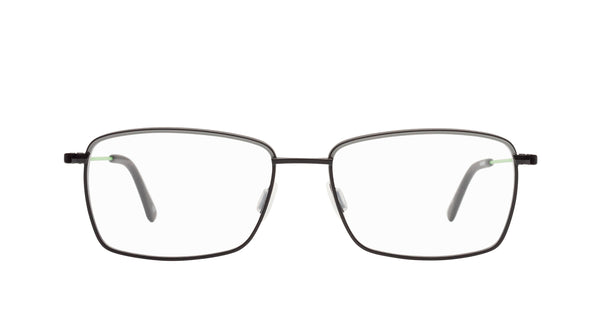 Men eyeglasses Iseo C01 Mad in Italy front