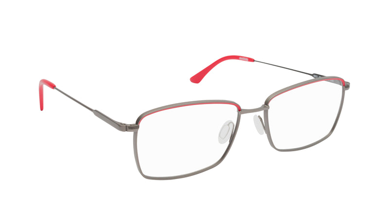 Men eyeglasses Iseo C02 Mad in Italy