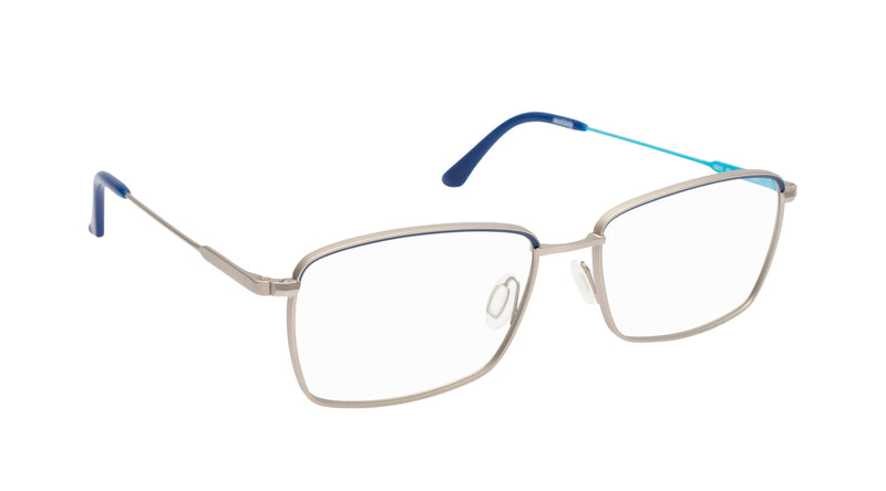 Men eyeglasses Iseo C03 Mad in Italy