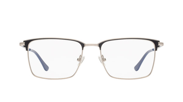 Men eyeglasses Maggiore C01 Mad in Italy front