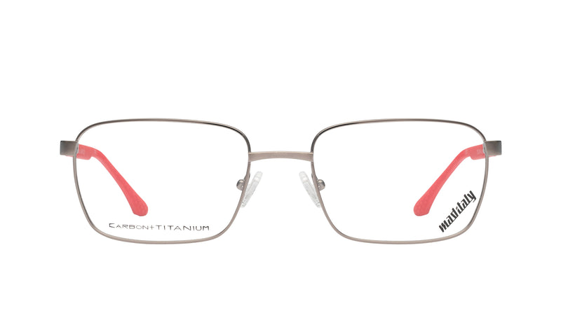 Men eyeglasses Marconi C01 Mad in Italy front
