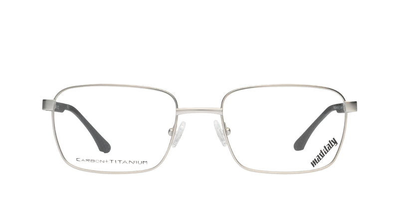 Men eyeglasses Marconi C02 Mad in Italy front