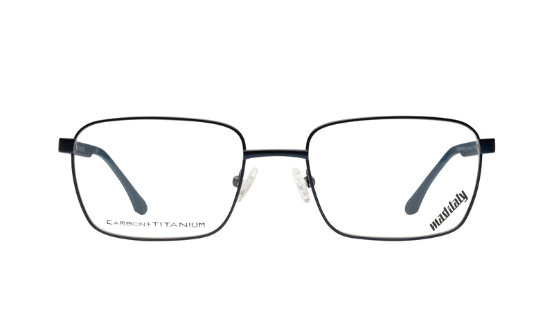 Men eyeglasses Marconi C03 Mad in Italy front