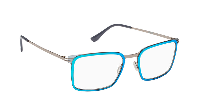 Men eyeglasses Murano C02 Mad in Italy