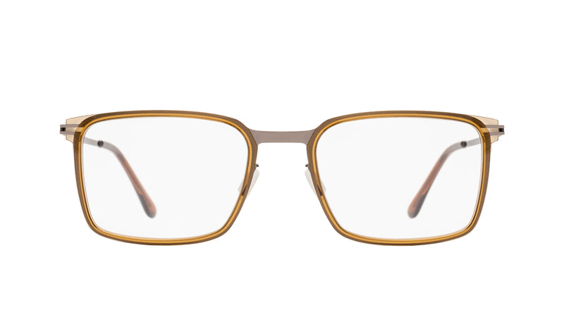 Men eyeglasses Murano C03 Mad in Italy front