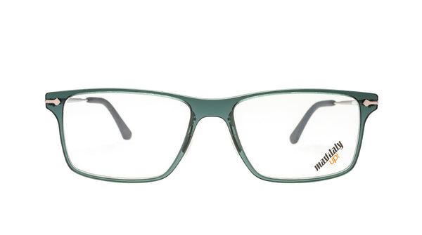 Men eyeglasses Romeo Z02 Mad in Italy front