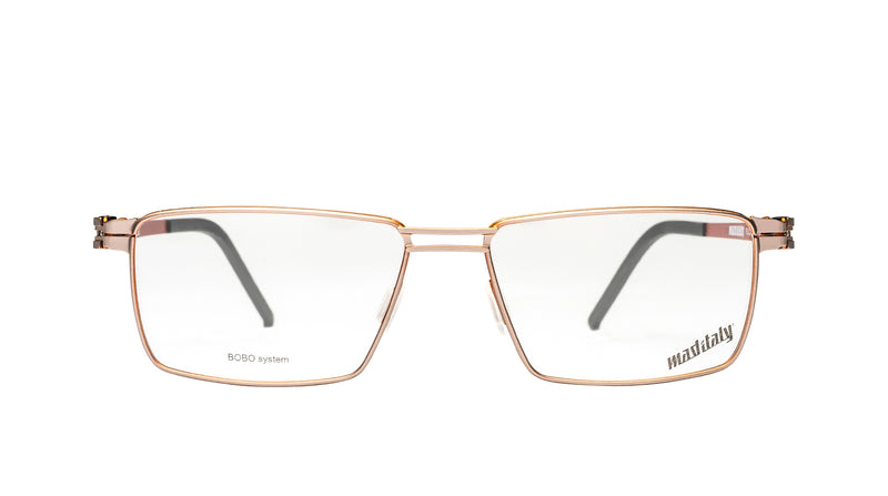 Men eyeglasses Ruota X04 Mad in Italy front