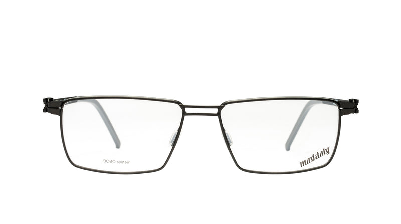 Men eyeglasses Ruota G03 Mad in Italy front