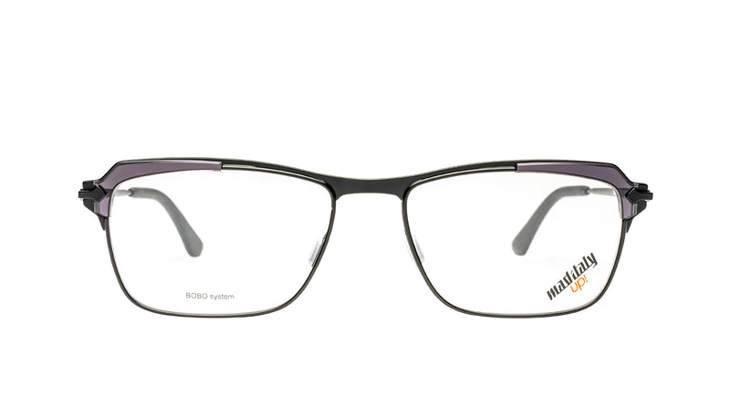 Men eyeglasses Teseo G02 Mad in Italy front