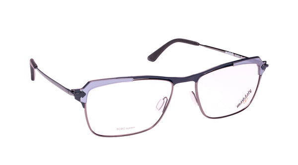 Men eyeglasses Teseo N01 Mad in Italy