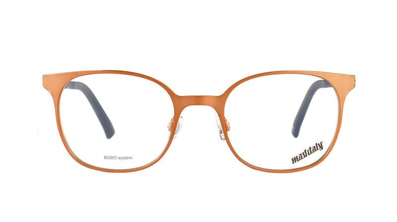 Men eyeglasses Tione R02 Mad in Italy front