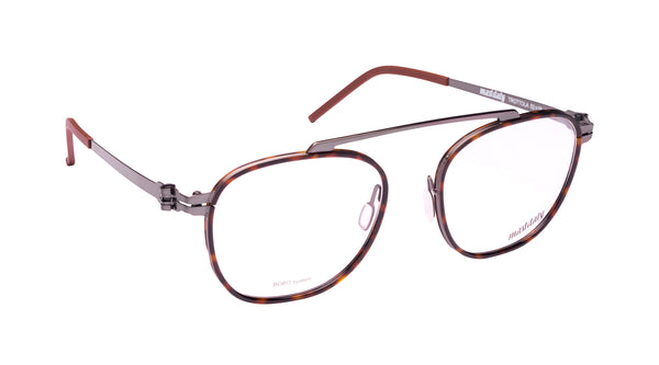 Unisex eyeglasses Trottola M01 Mad in Italy