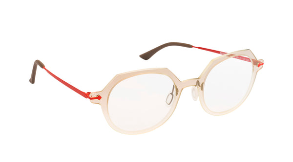 Unisex eyeglasses Alloro C01 Mad in Italy