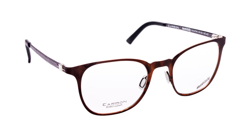 Unisex eyeglasses Bucatini A02 Mad in Italy