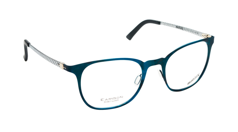 Unisex eyeglasses Bucatini B03 Mad in Italy