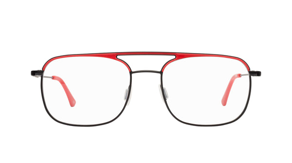 Unisex eyeglasses Como C01 Mad in Italy front