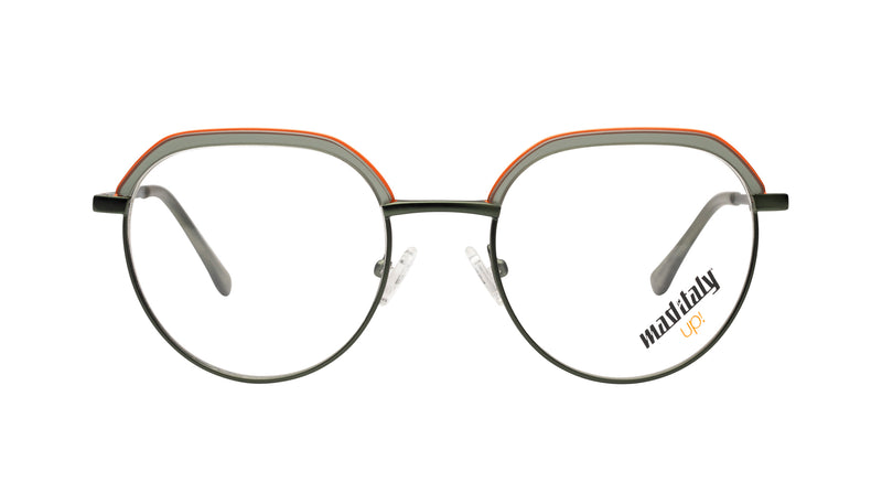 Unisex eyeglasses D'Annunzio C03 Mad in Italy front