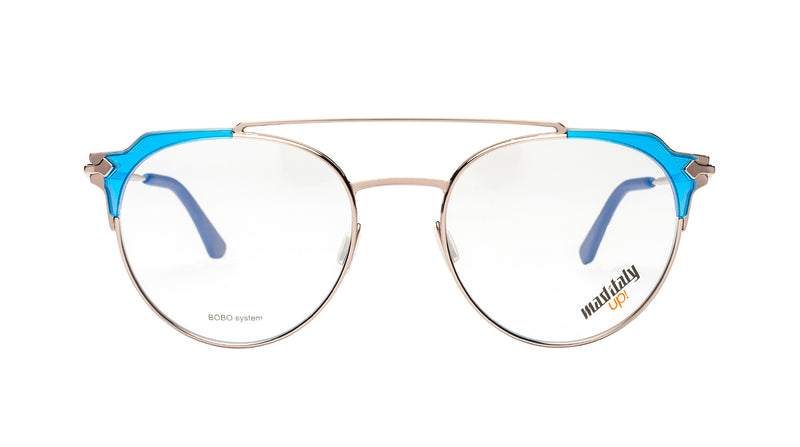 Unisex eyeglasses Figaro B03 Mad in Italy front