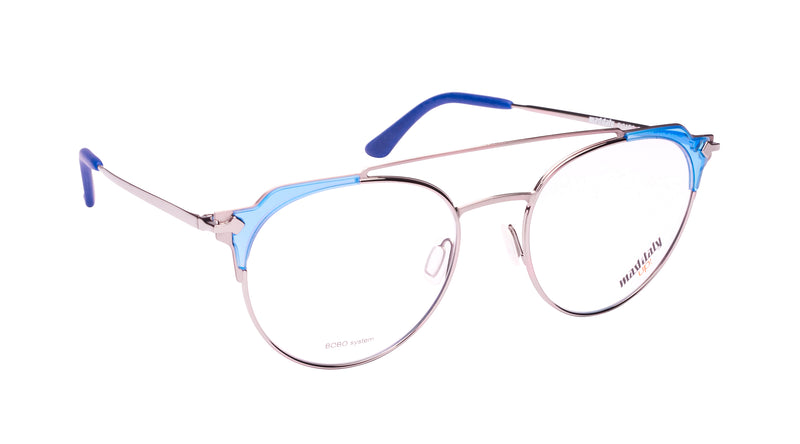 Unisex eyeglasses Figaro B03 Mad in Italy