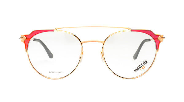 Unisex eyeglasses Figaro R01 Mad in Italy front