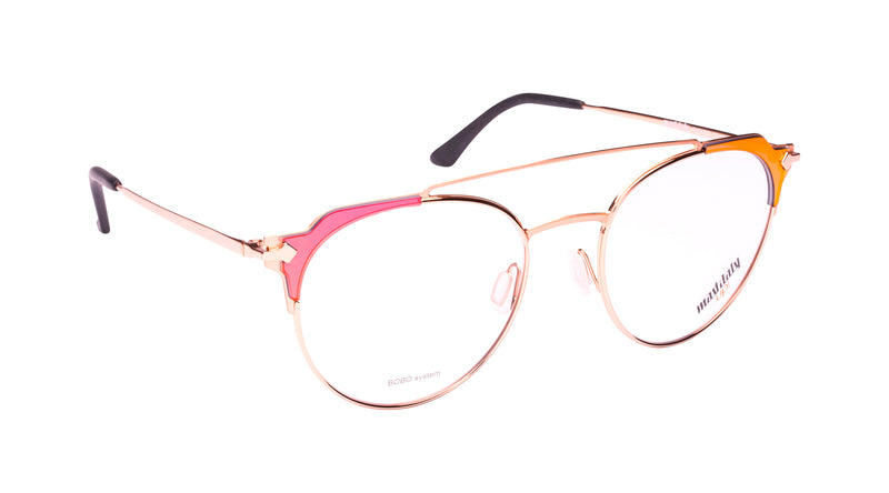 Unisex eyeglasses Figaro R01 Mad in Italy