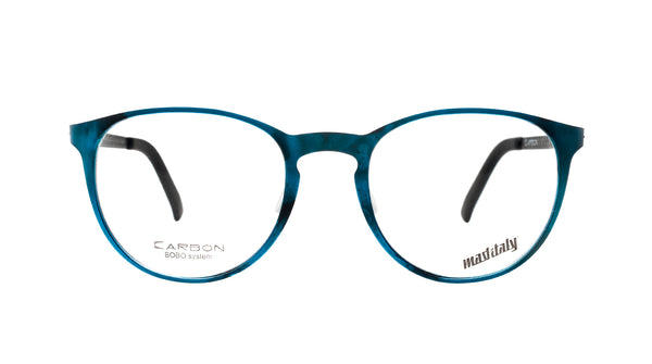 Unisex eyeglasses Lasagna B01 Mad in Italy front