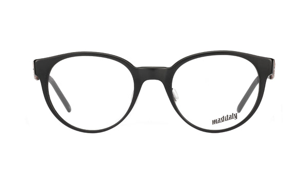 Unisex eyeglasses Noce N01 Mad in Italy front