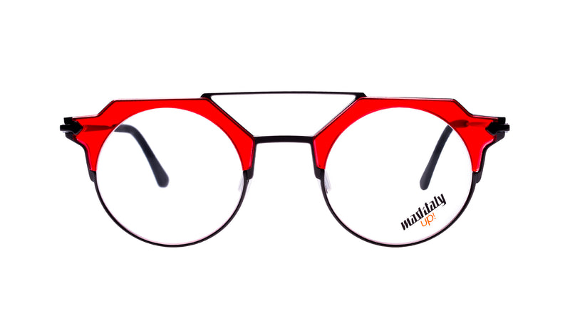 Unisex eyeglasses Orlando R04 Mad in Italy front
