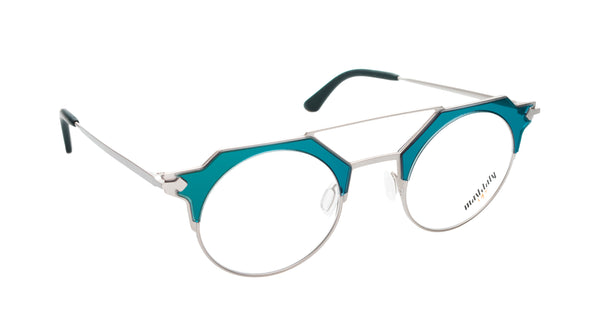 Unisex eyeglasses Orlando Z01 Mad in Italy